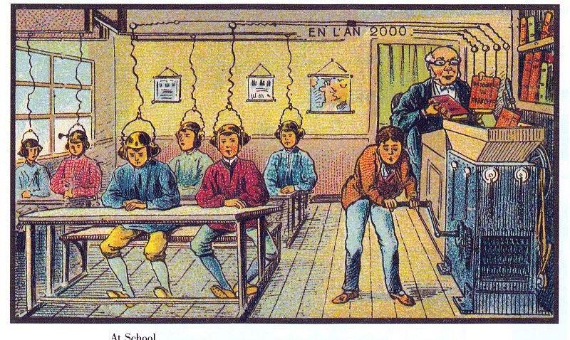 Desenhos futuristas de 1900 (1)