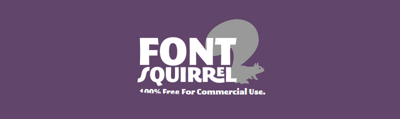 font-squirell
