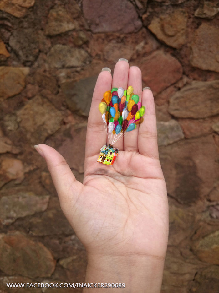 Lindos desenhos 3D feitos na mão (1)