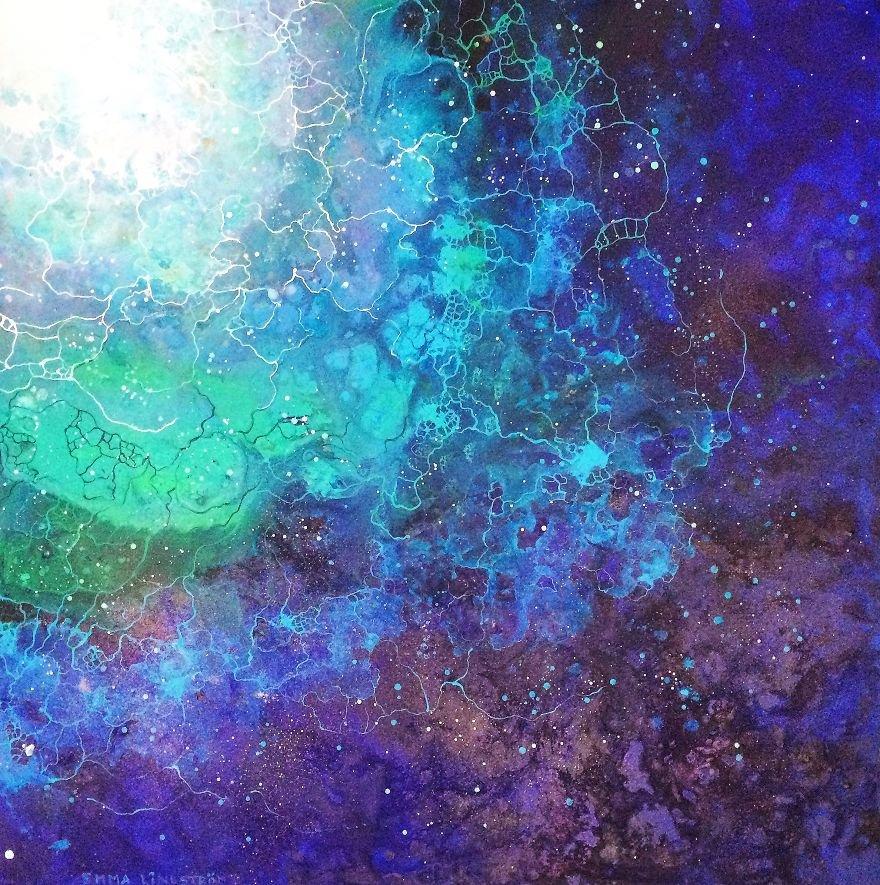 Pinturas abstratas (3)