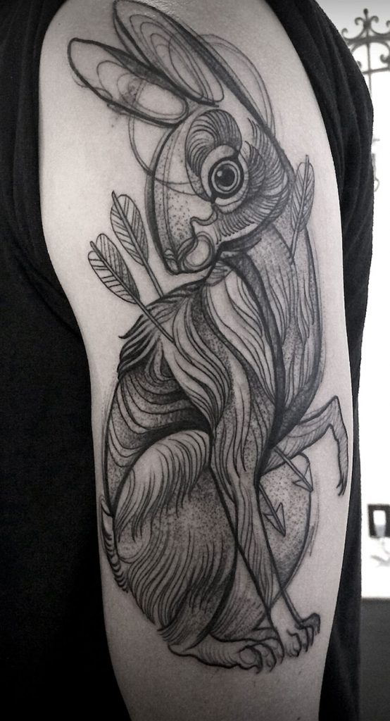 Tatuagens criativas feitas em esboço (12)