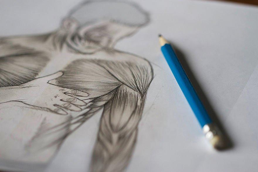 Desenhos e fotografias de Sebastien Del Grosso (4)