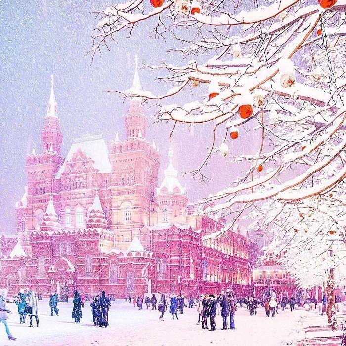 Moscou fotografias (7)
