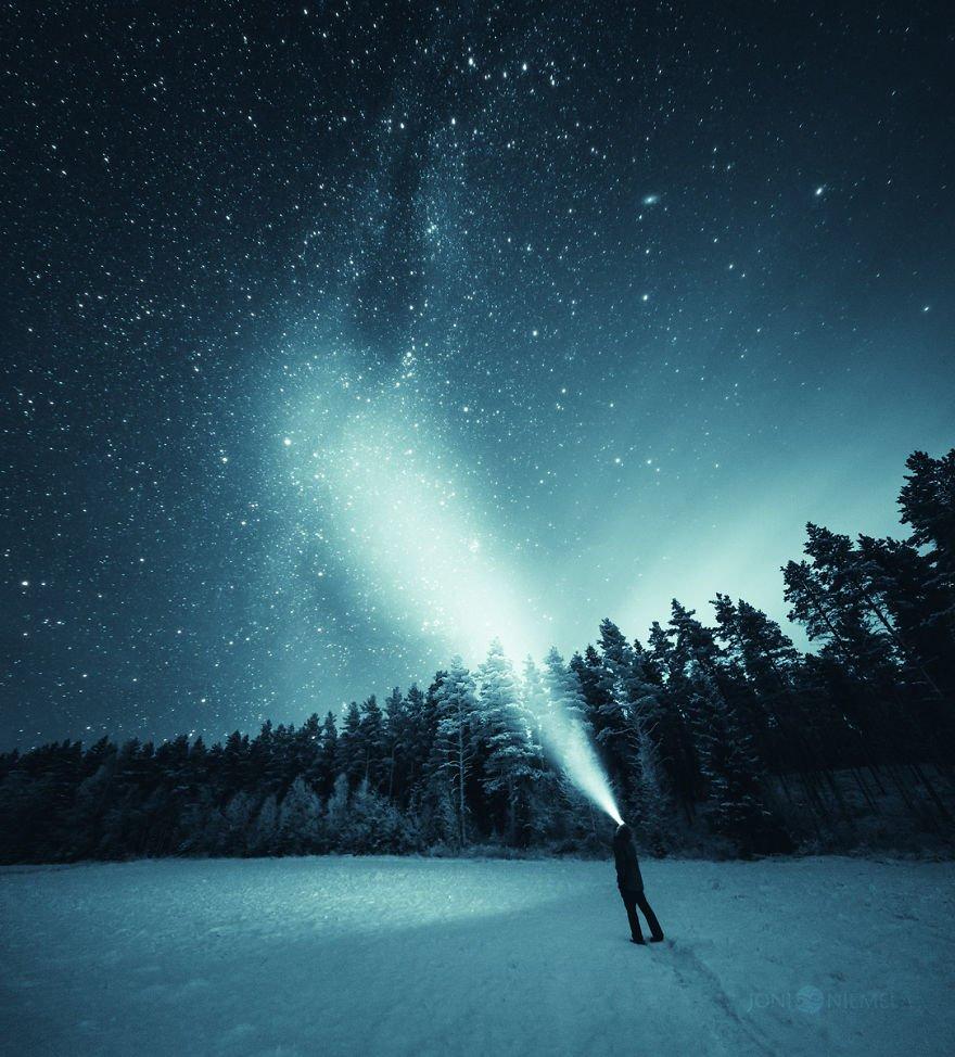 fotografias criativas e lindas do céu da finlândia (7)