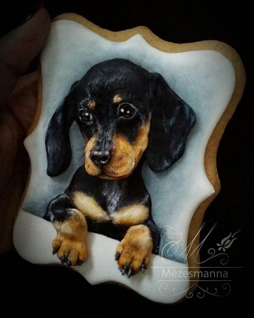 Arte em biscoitos (4)
