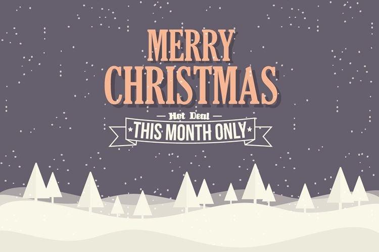 vetores feliz natal