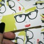 40 modelos de cartões de visitas criativos