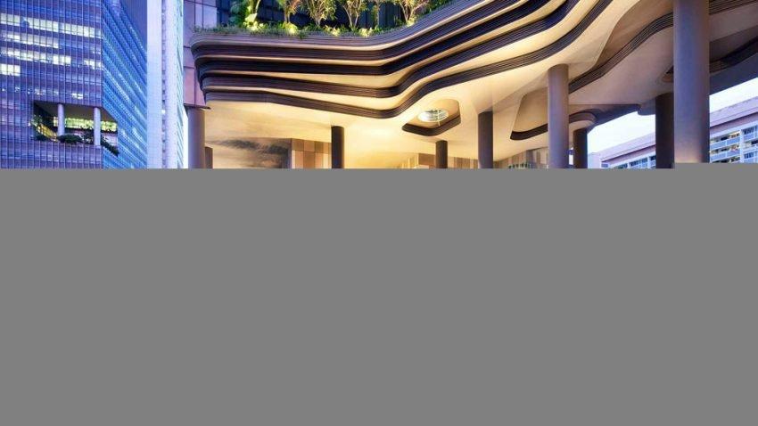 Hotel com arquitetura criativa e sustentabilidade (5)