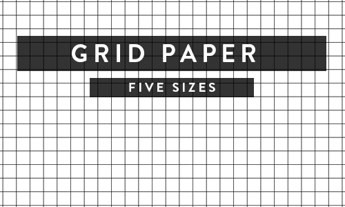 Ferramentas úteis, coleção de arquivos com grids grátis (3)