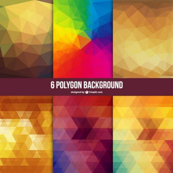 aprenda a criar backgrounds poligonais coloridos com este tutorial (3)
