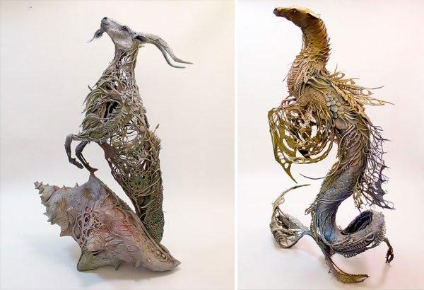 Esculturas de plantas e animais super criativas (8)