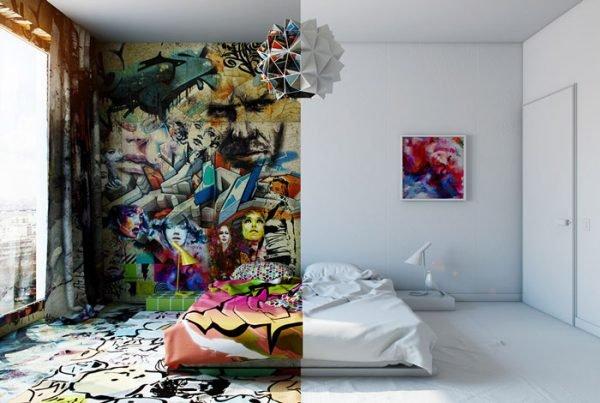 Arte urbana e minimalismo juntos (6)