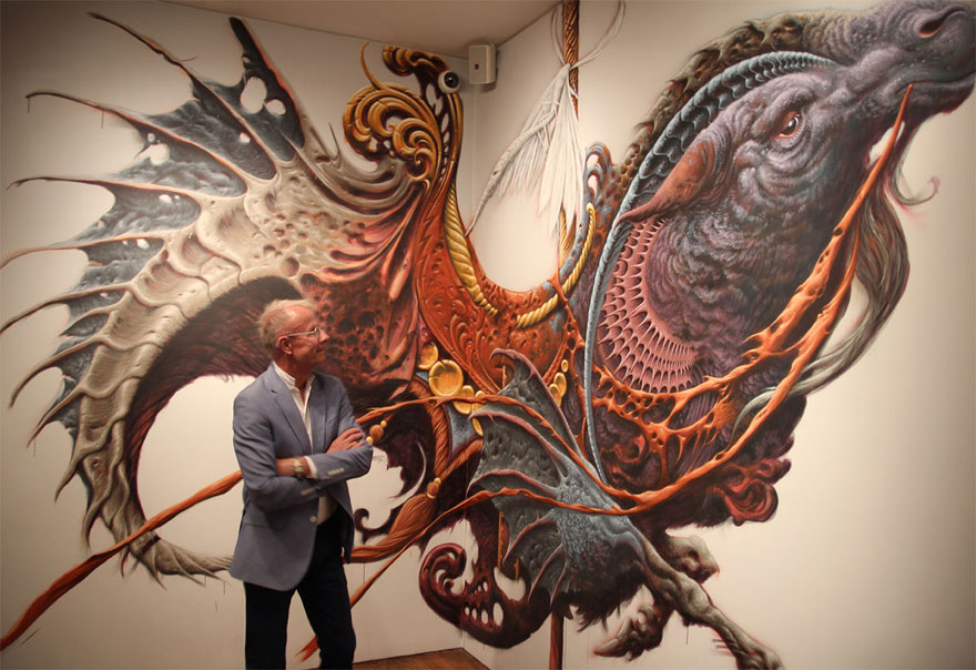 Arte urbana em museu (9)