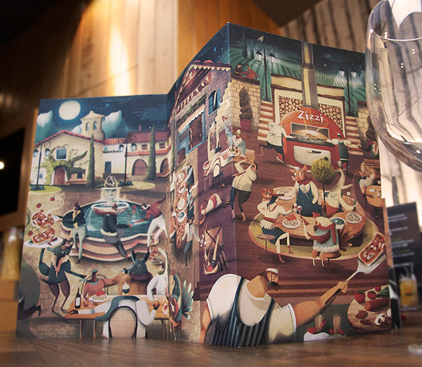 Folders criativos para pizzaria e restaurantes (36)