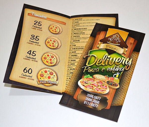 Folders criativos para pizzaria e restaurantes (34)