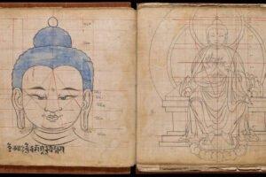 Livro tibetano de proporções (5)