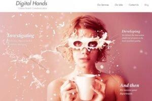 30 layouts de sites inspirionais